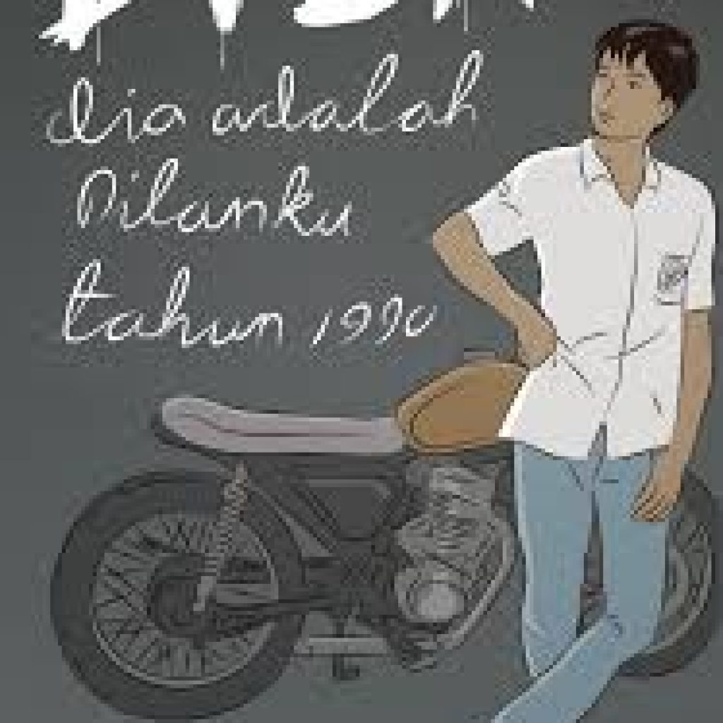 download novel dilan dan milea lengkap
