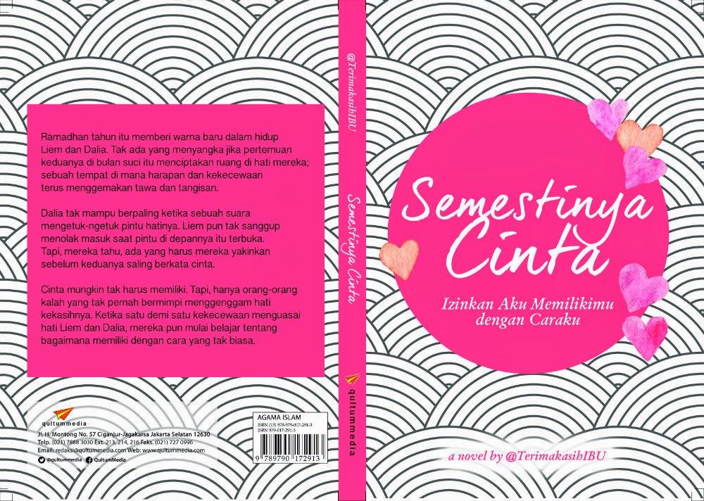 Resensi Novel Semestinya Cinta Belajar Menulis Indonesia