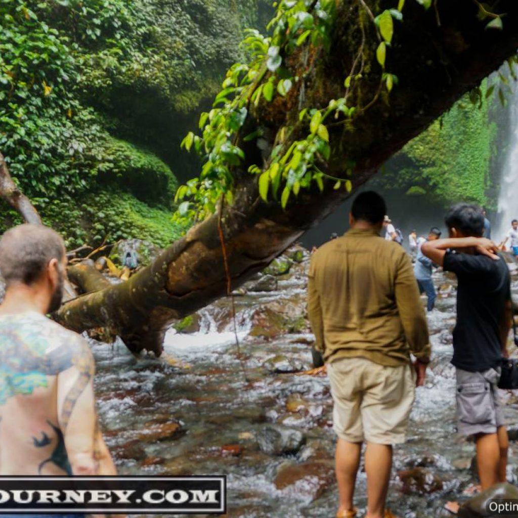 eco tourism lombok journey
